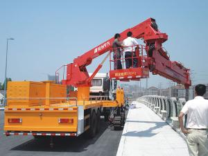 Bridge Inspection Vehicle (Bucket Type)