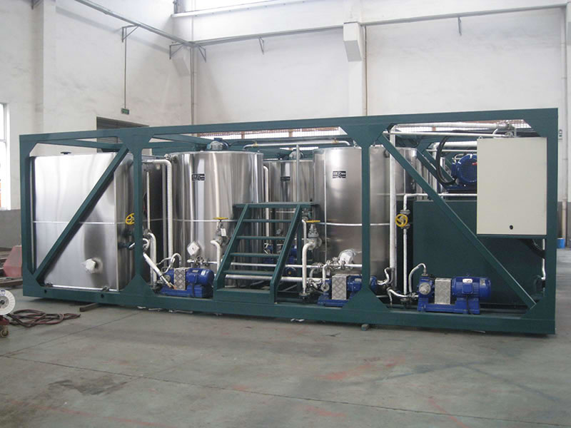 MTR6 Modified Emulsion Bitumen Plant